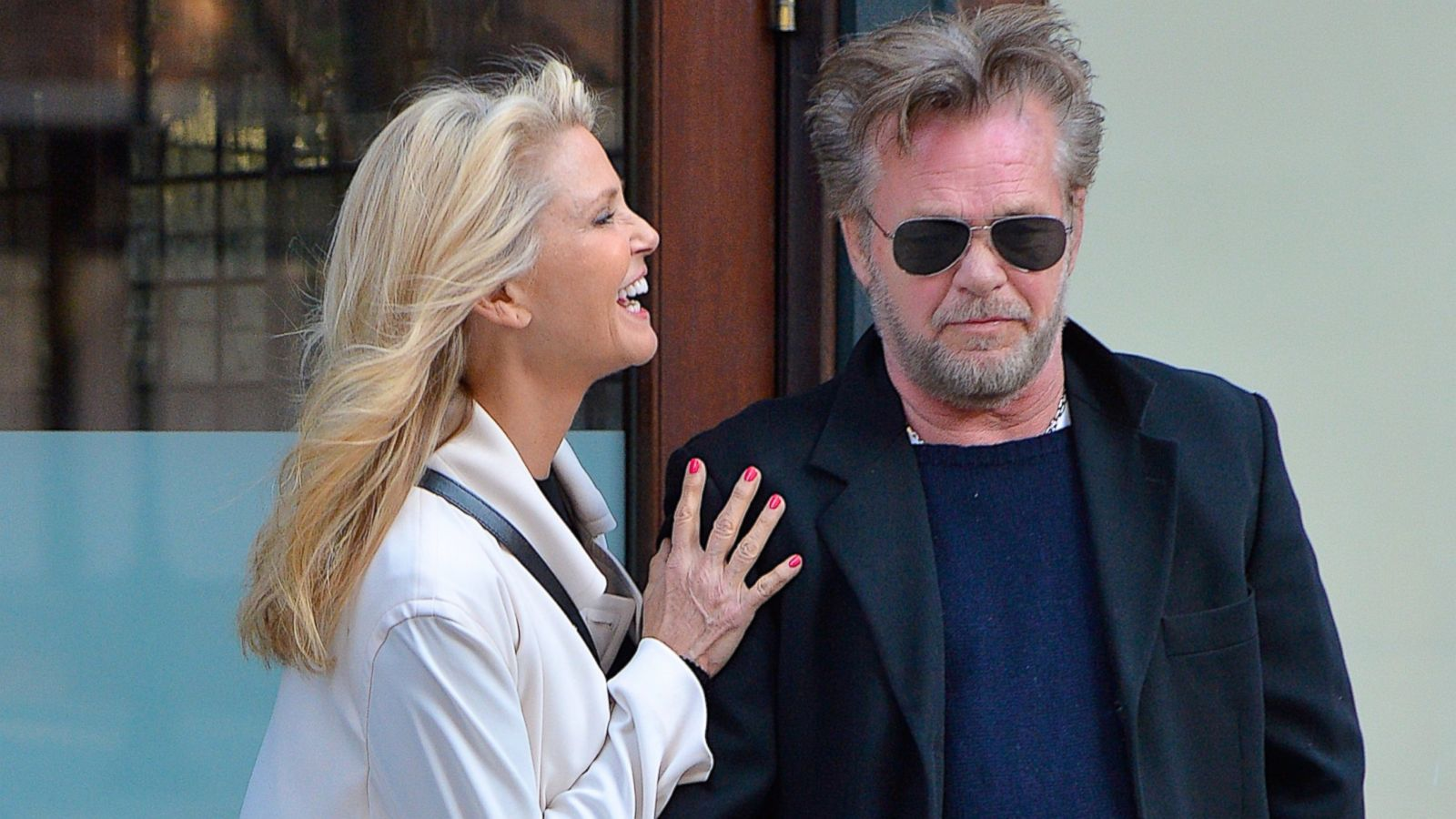 Christie Brinkley On What Attracted Her To John Mellencamp Abc News
