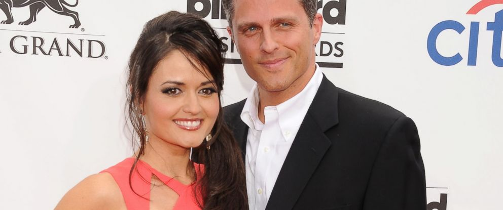 PHOTO: Actress Danica McKellar, left, and guest arrive at the 2014 Billboard Music Awards at the MGM Grand Garden Arena in Las Vegas, in this May 18, 2014, file photo.