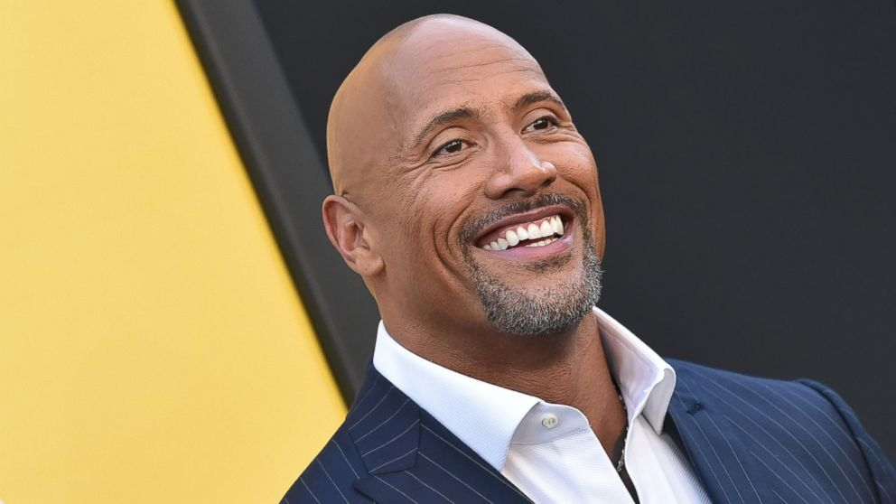 Images Of Dwayne The Rock Johnson: Dwayne 'the Rock' Johnson On Potential Presidential Run