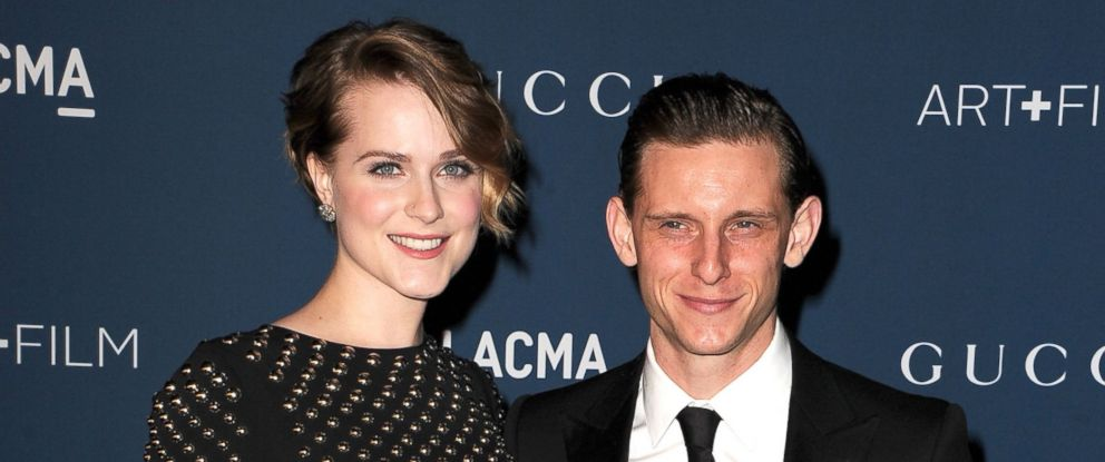 PHOTO: PHOTO: Jamie Bell and Evan Rachel Wood arrive at the LACMA 2013 Art + Film Gala at LACMA in this Nov. 2, 2013, file photo in Los Angeles, Calif.