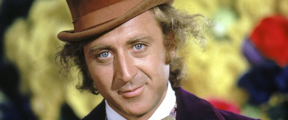 """PHOTO: American actor Gene Wilder as Willy Wonka in """"Willy Wonka & The Chocolate Factory,"""" directed by Mel Stuart, 1971."""
