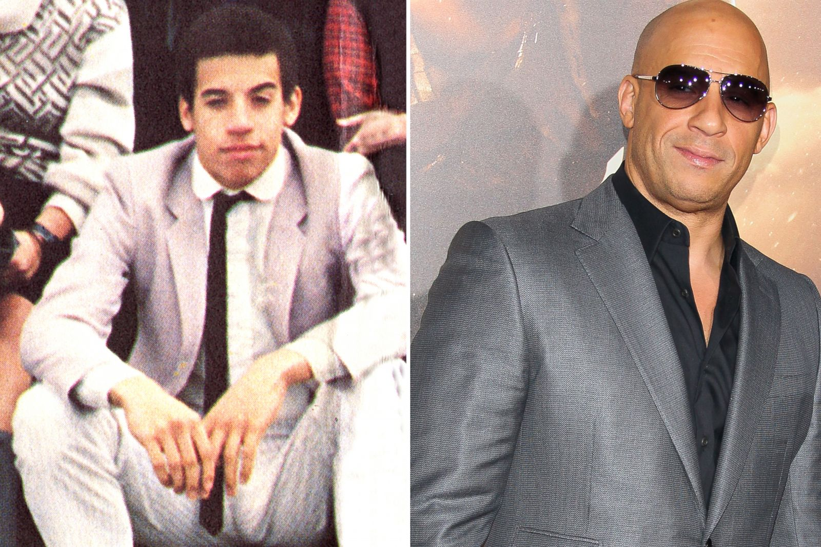 Vin Diesel Picture | Before they were famous - ABC NewsVin Diesel Mother And Father