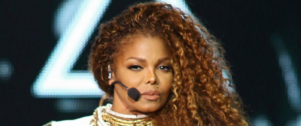 """PHOTO: Janet Jackson performs on stage during her """"Unbreakable"""" World Tour concert at American Airlines Arena on Sept. 20, 2015 in Miami."""
