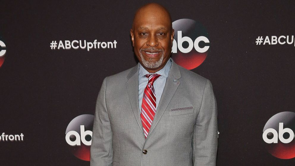 Actor James Pickens, Jr. attends the 2015 ABC NY Upfront Presentation at Avery Fisher Hall at Lincoln Center for the Performing Arts, May 12, 2015, in New York.