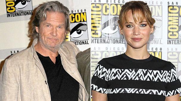 PHOTO: Jeff Bridges and Jennifer Lawrence