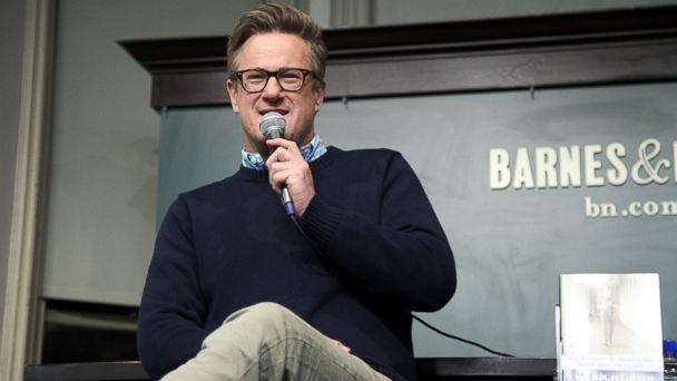 "PHOTO: Joe Scarborough attends the ""The Right Path: From Ike To Reagan, How Republicans Once Mastered Politics - And Can Again"" book event, Nov. 12, 2013 in New York."