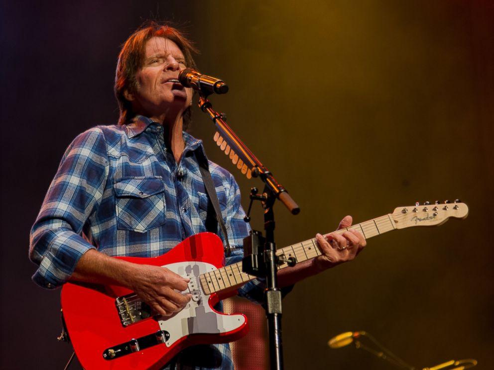 Rocker John Fogerty Recalls Overcoming His Personal and ...