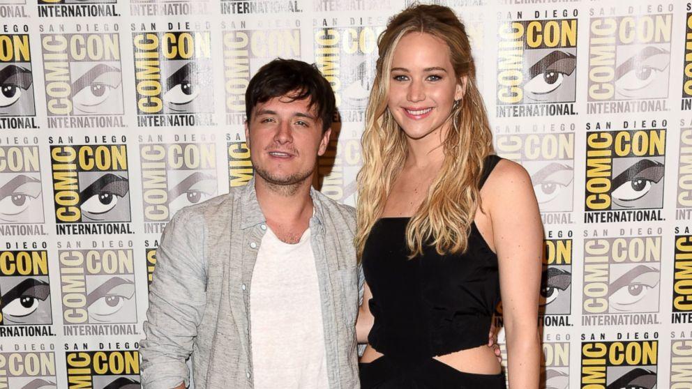 Josh Hutcherson Reacts To Jennifer Lawrence Wage Gap Essay Calls Gender Pay Mind Blowing