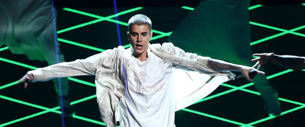 PHOTO: Justin Bieber performs onstage during the 2016 Billboard Music Awards at T-Mobile Arena, May 22, 2016, in Las Vegas.