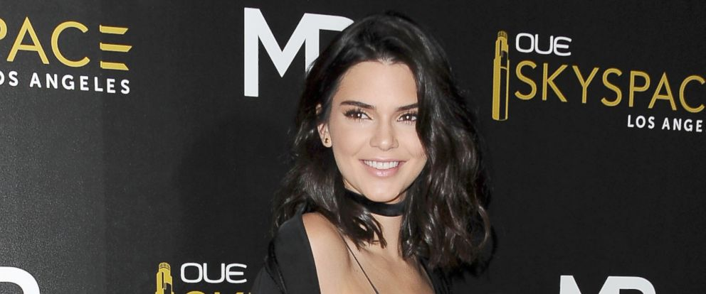 PHOTO: Kendall Jenner attends the launch of OUE Skyspace LA at U.S. Bank Tower, on July 14, 2016, in Los Angeles.