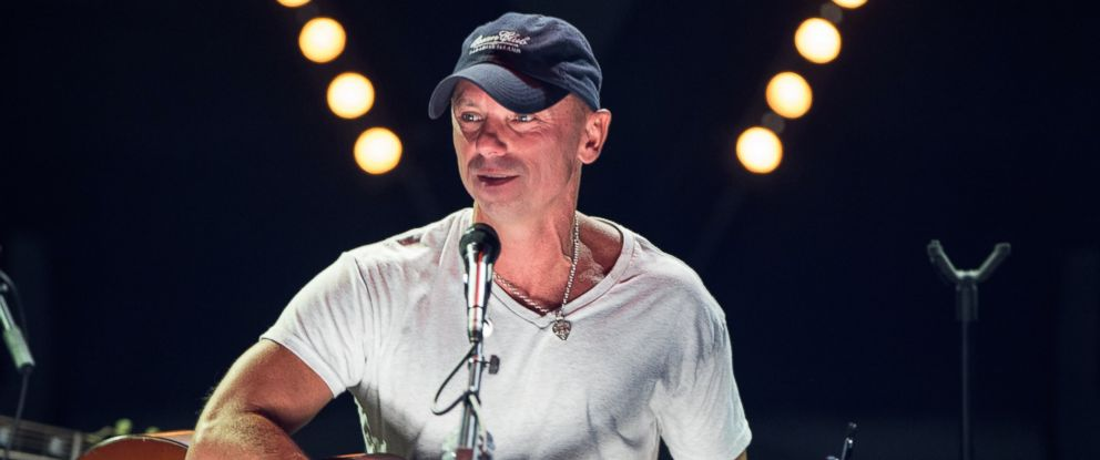 """PHOTO: Country Singer Kenny Chesney performs at the iHeartRadio Album Release Party for """"The Big Revival"""" at iHeartRadio Theater, Sept. 12, 2014, in Burbank, Calif."""