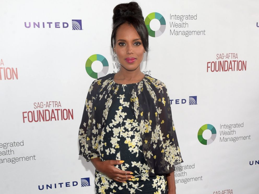 PHOTO: Actress Kerry Washington attends the SAG-AFTRA Foundation 7th Annual L.A. Golf Classic Fundraiser, June 13, 2016, in Los Angeles.