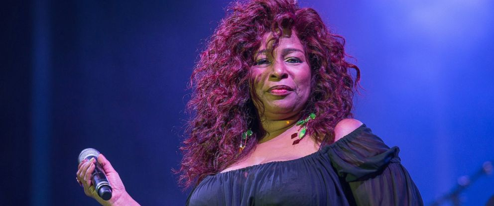 PHOTO: Chaka Khan performs during day two of the 2015 FOLD Festival at Martha Clara Vineyards on Aug. 5, 2015 in Riverhead, New York.