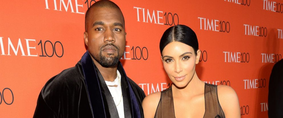 PHOTO: Kanye West and Kim Kardashian West attend TIME 100 Gala, TIMEs 100 Most Influential People In The World at Jazz at Lincoln Center, April 21, 2015, in New York.