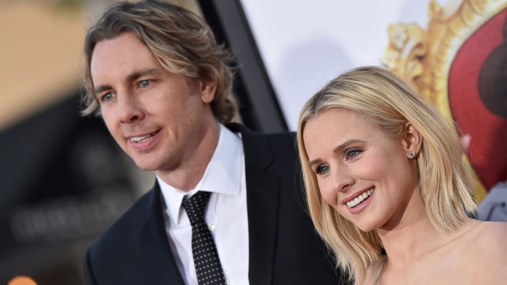 Kristen Bell Shares Photos From Her 2013 Wedding For First Time