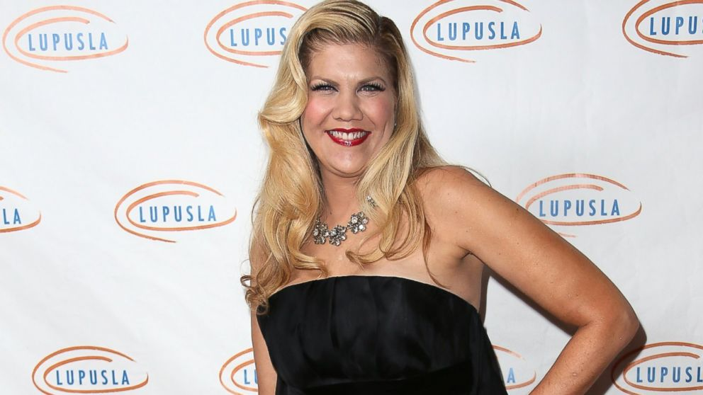 Kristen Johnston Revea...