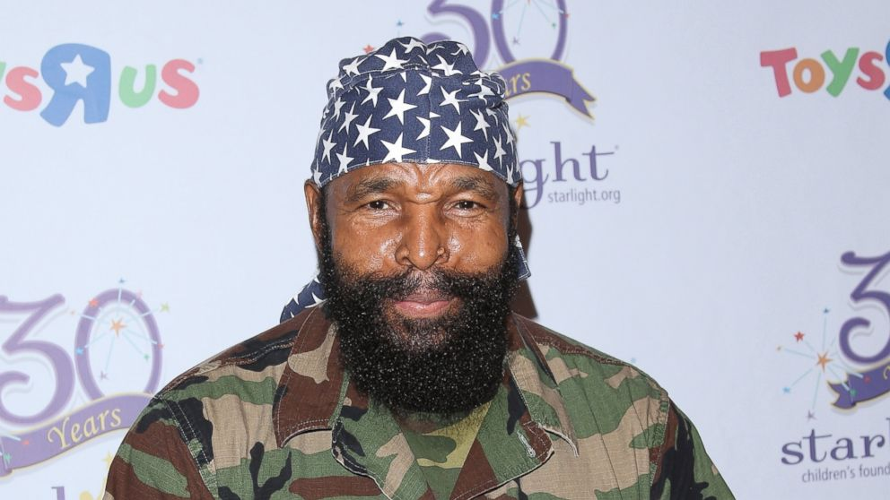 Mr T Will Star In Diy Show I Pity The Tool Abc News