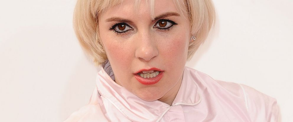 PHOTO: Actress Lena Dunham attends the 66th annual Primetime Emmy Awards at Nokia Theatre L.A. Live, Aug. 25, 2014, in Los Angeles.