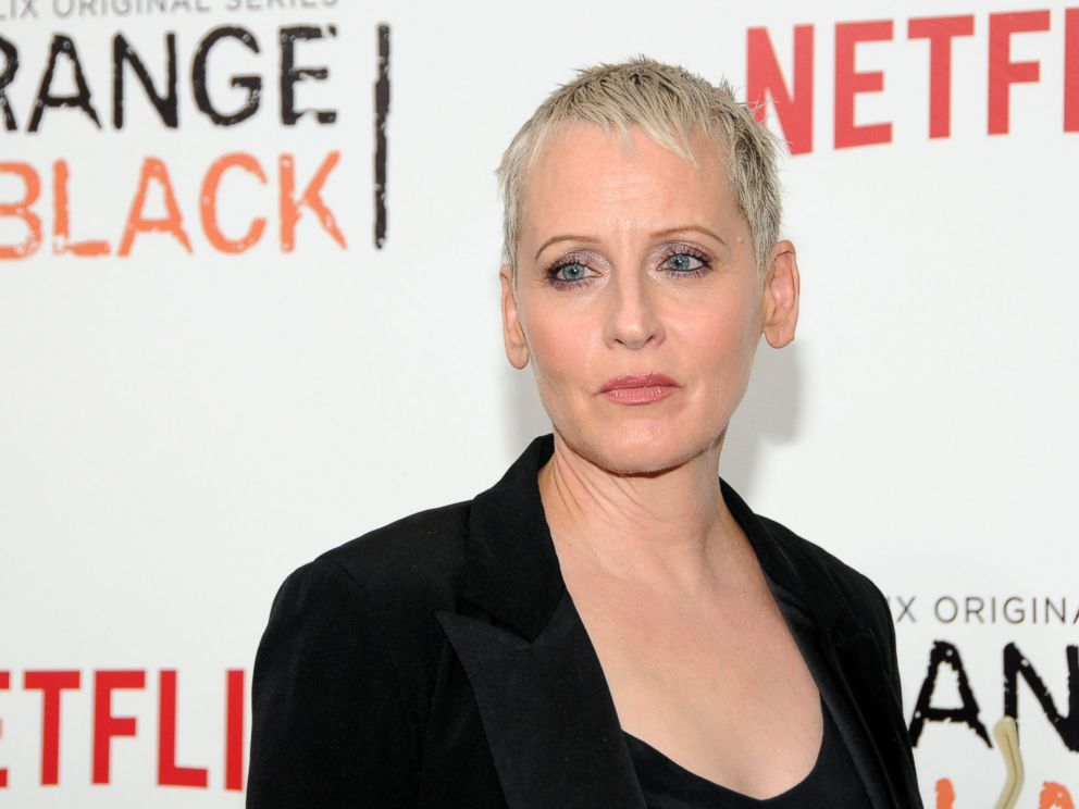 PHOTO: Actress Lori Petty attends the Orange Is The New Black season two premiere at Ziegfeld Theater on May 15, 2014 in New York City.