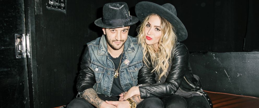PHOTO: Mark Ballas and BC Jean of Alexander Jean pose for a portrait backstage at The Viper Room on Jan. 8, 2016 in West Hollywood, Calif.