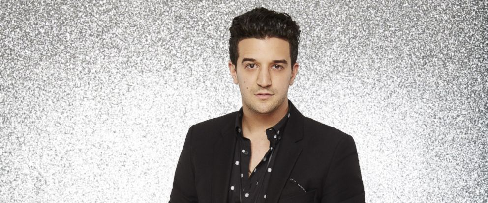 """PHOTO: Mark Ballas, a professional dancer, from """"Dancing with the Stars,"""" on the ABC Television Network."""
