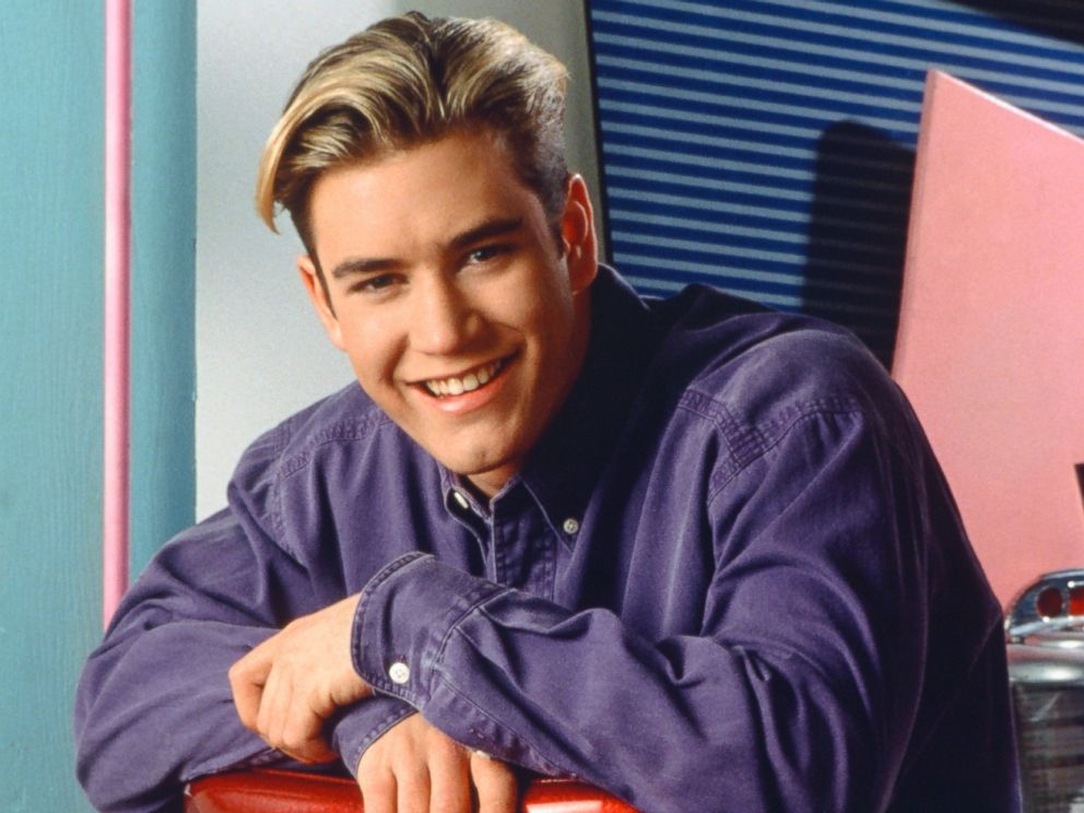 mark paul gosselaar i dyed my hair blonde for saved by the bell