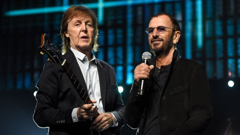 Why Paul Mccartney Probably Won T Tour With Ringo Starr Abc News