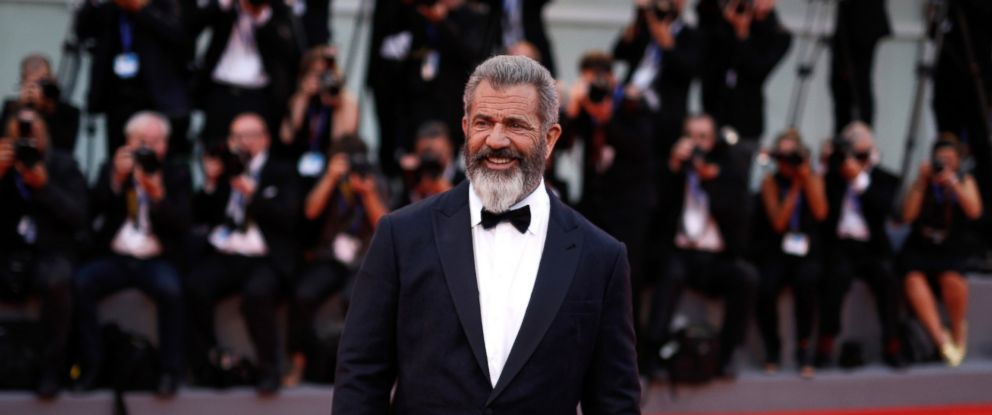 PHOTO: Mel Gibson attends the premiere of Hacksaw Ridge during the 73rd Venice Film Festival at Sala Grande on Sept. 4, 2016 in Venice, Italy.