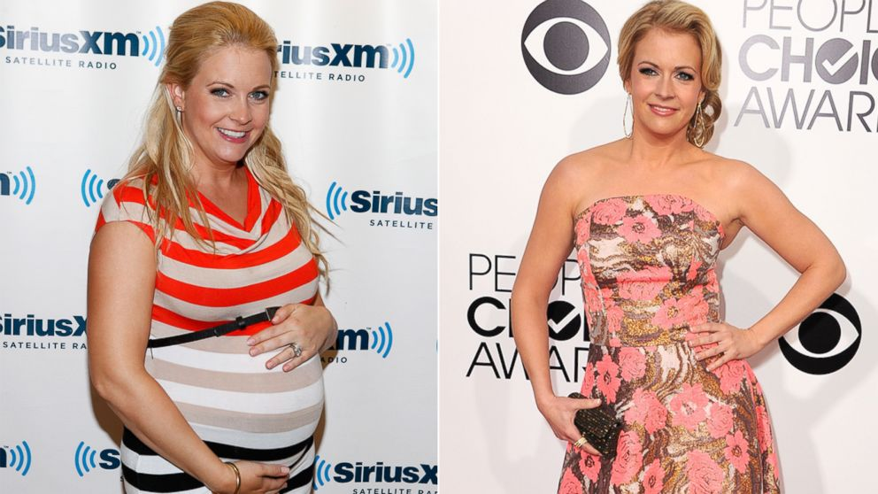 See Melissa Joan Hart After 40 Pound Weight Loss Abc News