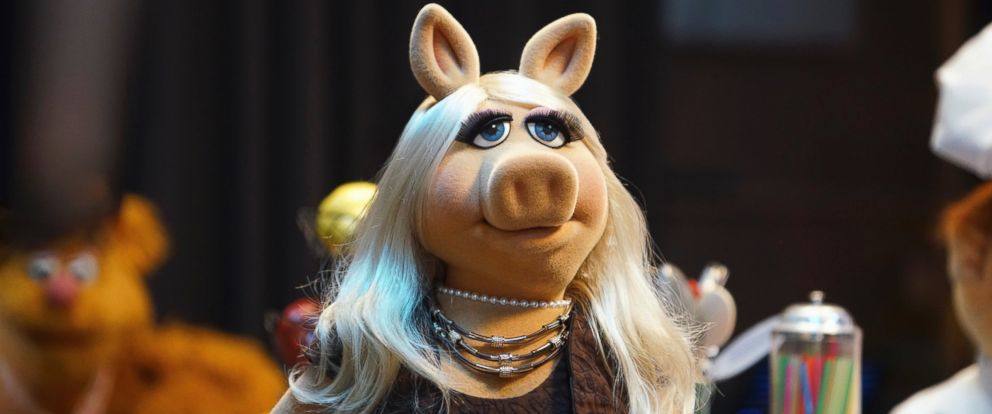 PHOTO: Miss Piggy on The Muppets.