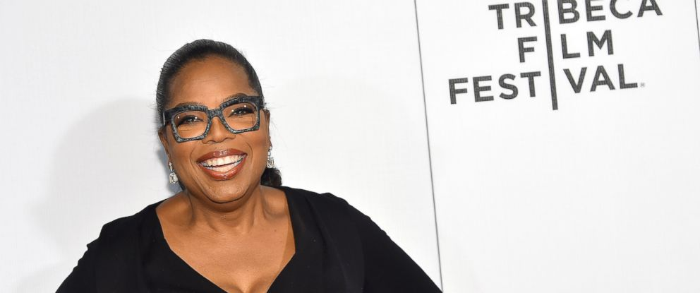 PHOTO: Oprah Winfrey attends the Tribeca Tune In: Greenleaf at BMCC John Zuccotti Theater on April 20, 2016 in New York City.