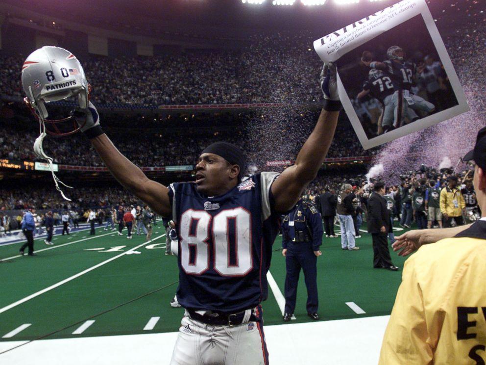 Image result for Super Bowl XXXVI