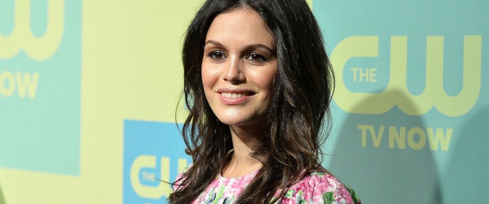 PHOTO:Actress Rachel Bilson attends the CW Networks New York 2014 Upfront Presentation at The London Hotel, May 15, 2014, in New York.