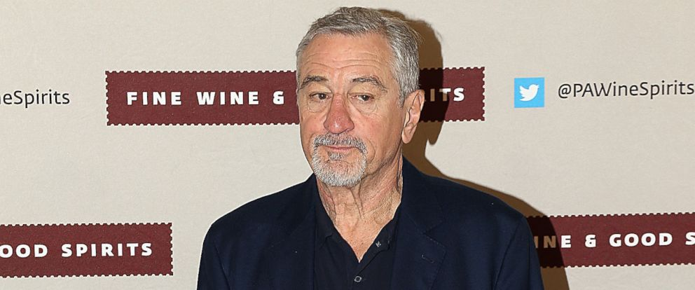 PHOTO: Robert DeNiro attends the Fine Wine & Good Spirits Premium Collection Store Ribbon Cutting Ceremony, March 4, 2016, in Glen Mills, Penn.