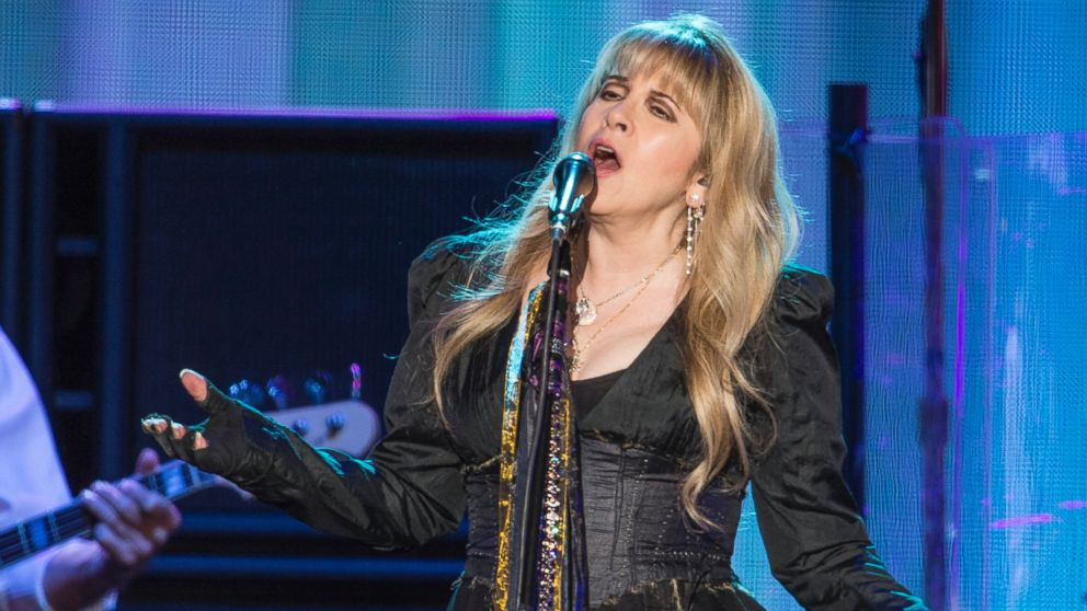 bbf26644 Stevie Nicks Shocks 'School of Rock' Audience With Surprise Performance -  ABC News
