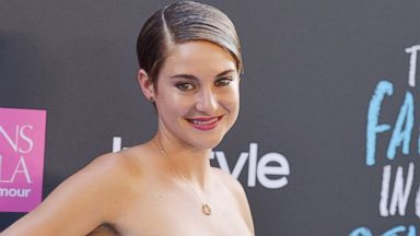 """PHOTO: Actress Shailene Woodley attends """"The Fault In Our Stars"""" premiere at Ziegfeld Theater, June 2, 2014, in New Yor"""
