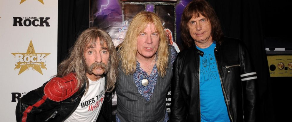 This Is Spinal Tap' Actor Harry Shearer Sues Media Group for $125