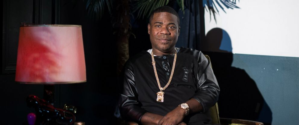 PHOTO: Tracy Morgan attends the Fourth Annual Week Of Greatness Kick Off Event Hosted By Tracy Morgan at The Wooly on Nov. 17, 2015 in New York City.