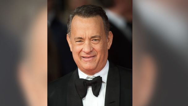 PHOTO: Tom Hanks attends the EE British Academy Film Awards 2014 at The Royal Opera House on Feb. 16, 2014.