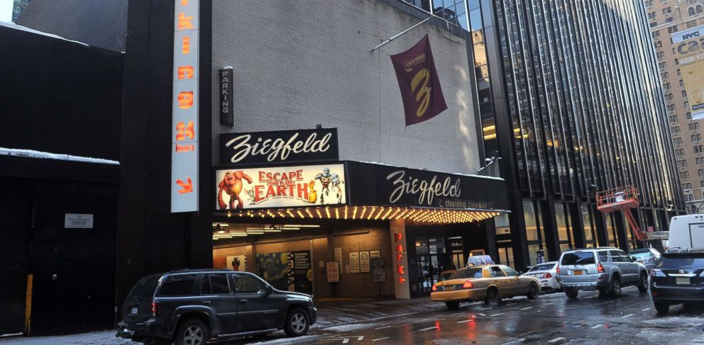 Ziegfeld Theater In New York Is Closing After More Than 40 Years Abc News