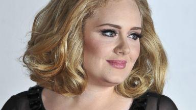 PHOTO: British singer-songwriter Adele