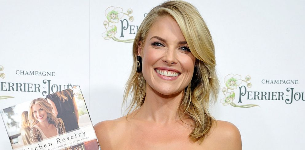 "PHOTO: Ali Larter celebrates the release of her new cookbook ""Kitchen Revelry,"" Aug. 27, 2013, in West Hollywood, Calif."