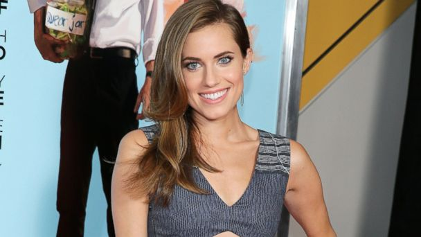 """PHOTO: Allison Williams attends the """"Wish I Was Here"""" screening at AMC Lincoln Square Theater, July 14, 2014, in New York City."""