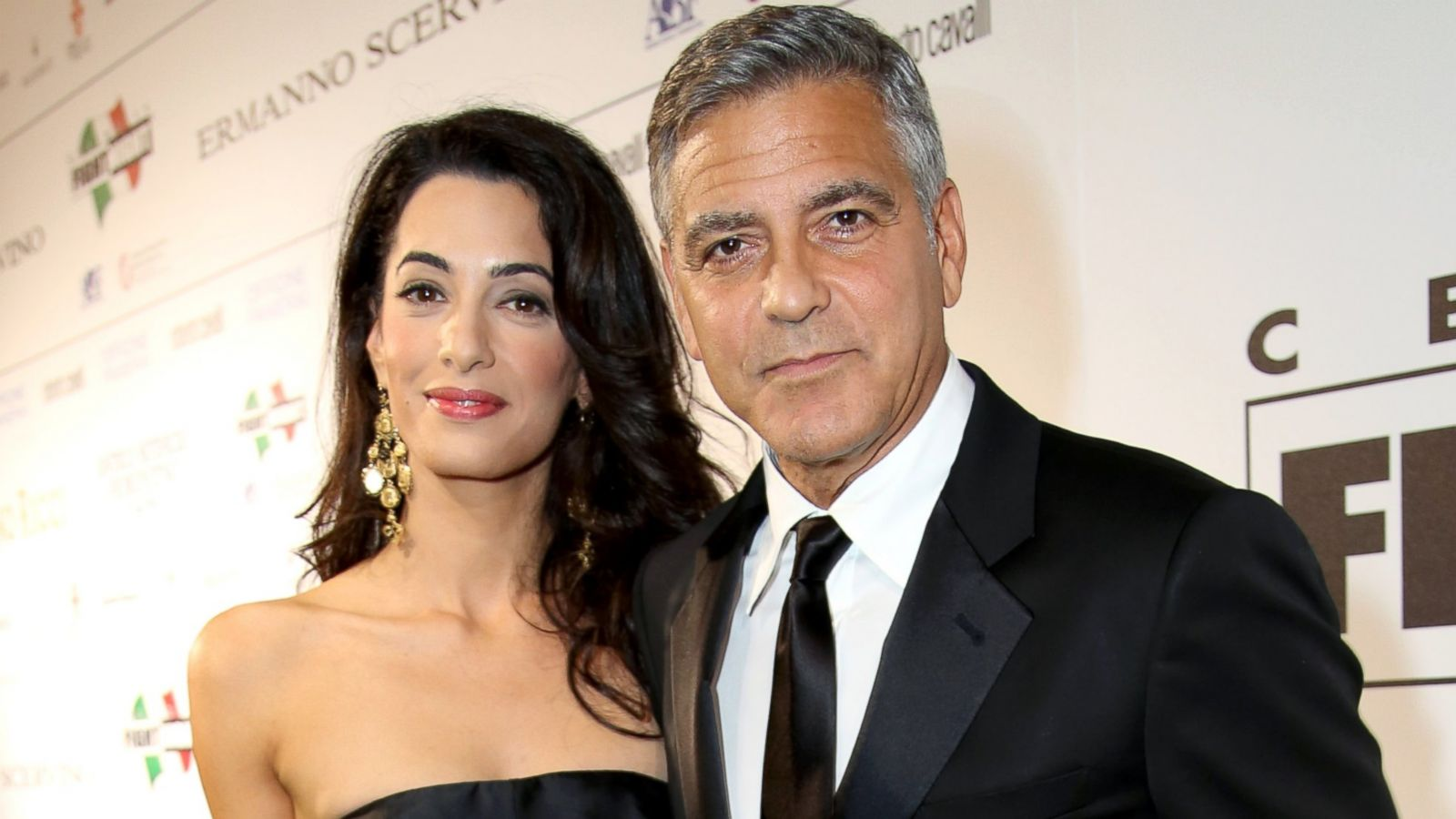 Here S What We Know So Far About George Clooney S Wedding To Amal Alamuddin Abc News