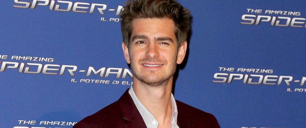 PHOTO: Andrew Garfield attends the The Amazing Spider-Man 2: Rise Of Electro premiere at The Space Moderno, April 14, 2014, in Rome.