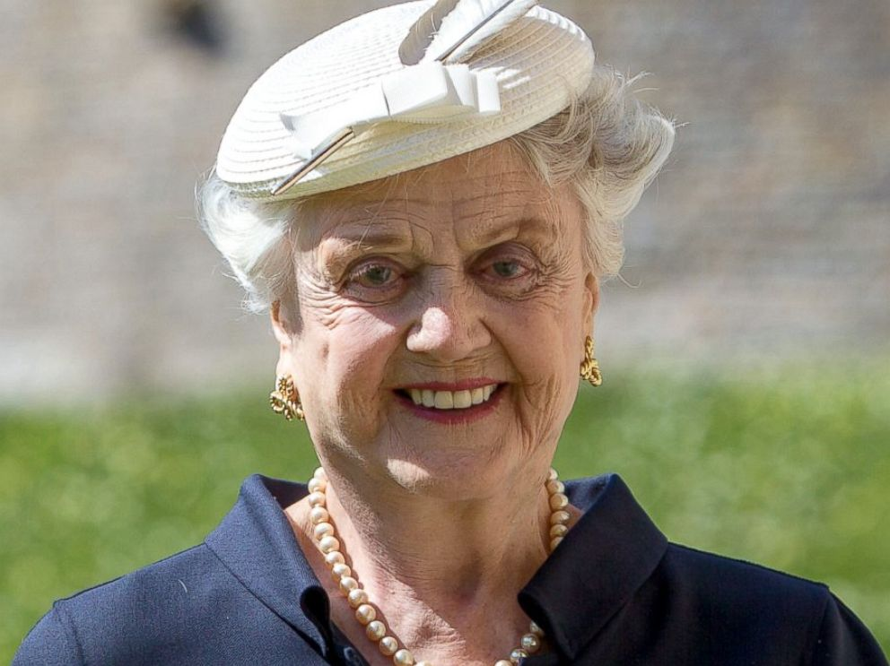 Angela Lansbury Made a Dame by the Queen - ABC News