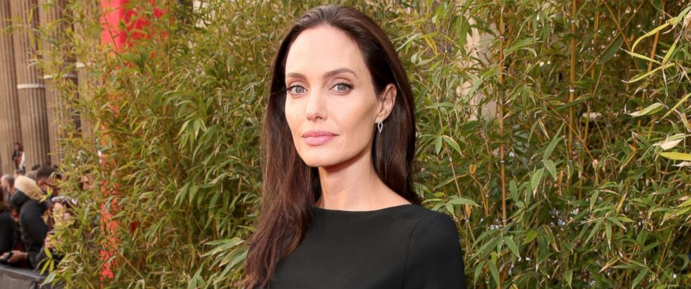 """PHOTO: Angelina Jolie attends the premiere of DreamWorks Animation and Twentieth Century Foxs """"Kung Fu Panda 3"""" at the TCL Chinese Theatre, Jan. 16, 2016, in Hollywood, Calif."""