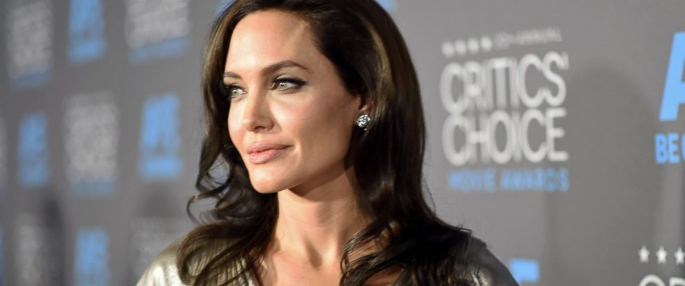 PHOTO:Angelina Jolie attends the 20th annual Critics Choice Movie Awards, Jan. 15, 2015, in Los Angeles.