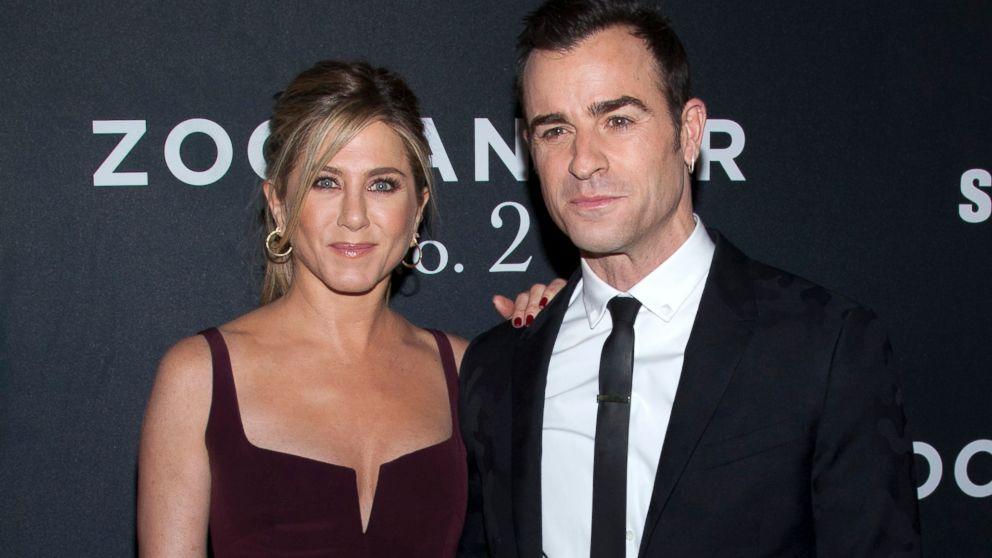 Jennifer Aniston's Husband Justin Theroux Sounds Off on Brad