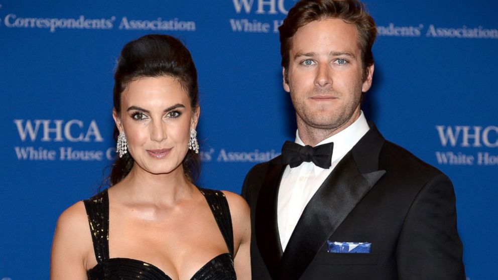 Armie Hammer and Elizabeth Chambers Are Expecting a Baby ...